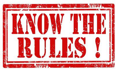 Pokyny a pravidla pro Spotters day